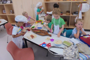 Dubbo District Preschool - Room 5 Cooking