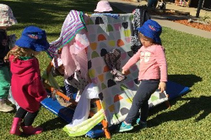 Dubbo District Preschool - Room 5 Playground Tent